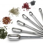 RSVP Endurance Stainless Steel Spice Spoons