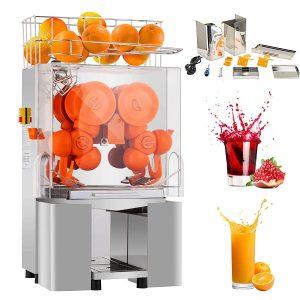 Commercial Orange Juicer Machine by Nurxiovo