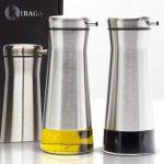 Gorgeous Olive Oil And Vinegar Dispenser by KIBAGA