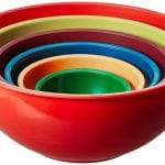 Gourmet Home Products 6-Piece Mixing Bowl Set