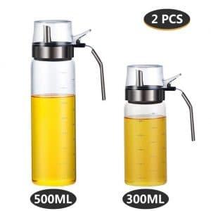ZYHO Olive Oil Dispenser Bottle