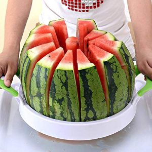 FEENM Watermelon Slicer 15'' Large Stainless Steel